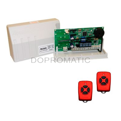 APRIMATIC RX 4 MF kit receptor y mandos